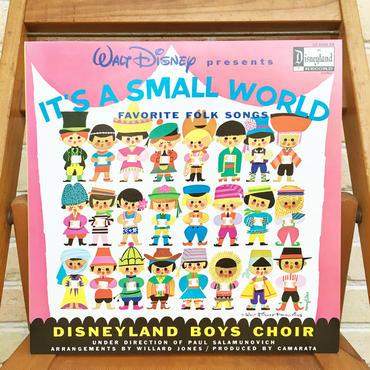 Disney It's a Small World Record/ディズニー イッツ・ア・スモールワールド レコード/171110-7