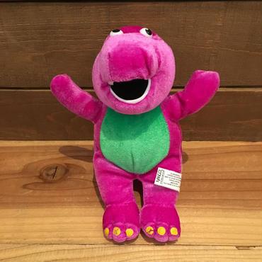 BARNEY Barney Plush Doll/バーニー ぬいぐるみ/181213-1