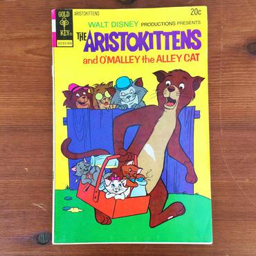 THE ARISTO CATS The Aristo Kittens Comics/おしゃれキャット アリストキティンズ コミック/171228-5