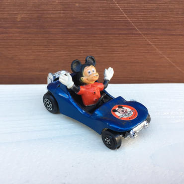 Disney Mikey Mouse Die Cast Car/ディズニー ミッキーマウス ダイキャストカー/180114-9