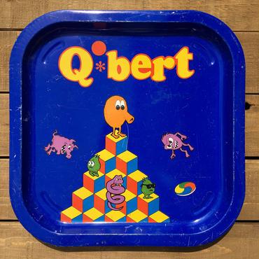 Q bert Metal Tray/Qバート メタルトレイ/170501-11