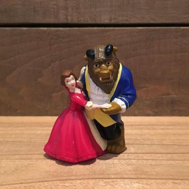 Beauty and the Beast Bell & Beast PVC Figure/美女と野獣 ベルと野獣 PVCフィギュア/180926-14