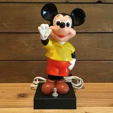 Disney Mickey Mouse Lamp/ディズニー ミッキー・マウス 照明/171026-1