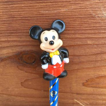 Disney Mickey Mouse Pencil/ディズニー ミッキー・マウス 鉛筆/180204-18