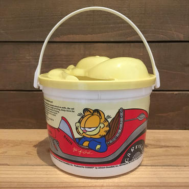 GARFIELD Plastic Basket/ガーフィールド プラスチック バスケット/180809-8