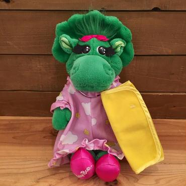 BARNEY Baby Bop Plush Doll/バーニー ベイビーボップ ぬいぐるみ/181213-5