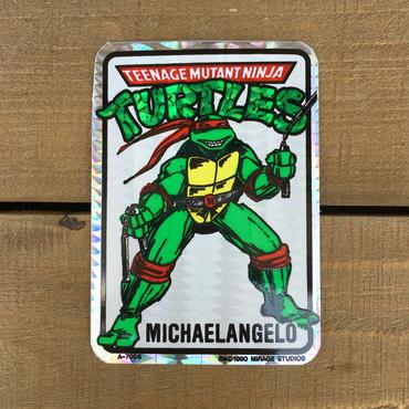 TURTLES Card Sticker/タートルズ ステッカー/170618-19
