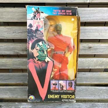 V Enemy Visitor Figure/V エネミー・ビジター フィギュア/180420-9