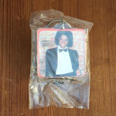 MICHAEL JACKSON Key Chain/マイケル・ジャクソン キーホルダー/180922-12