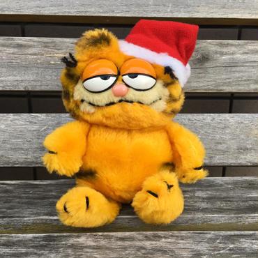 GARFIELD Christmas Garfield Bean Bug/ガーフィールド クリスマス・ガーフィールド ぬいぐるみ/181209-7