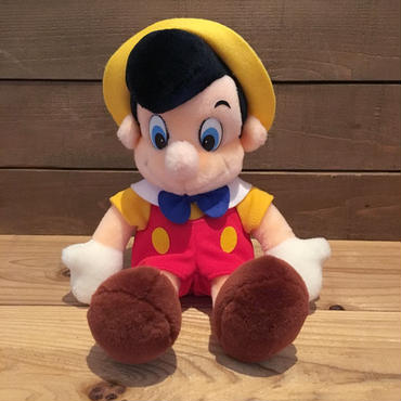 PNOCCHIO Plush Doll/ピノキオ ぬいぐるみ/180926-10