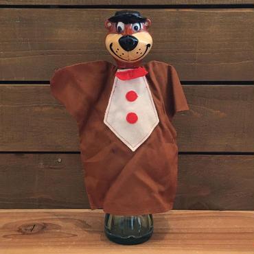 YOGI BEAR Hand Puppet/ヨギベア ハンドパペット (A)/181123-2