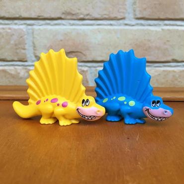 THE FLINTSTONES Dinosaur Figure/フリントストーンズ 恐竜 フィギュア(ばら売り)/170926-9