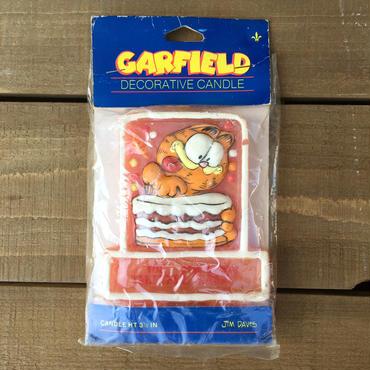 GARFIELD Decoration Candle/ガーフィールド デコレーションキャンドル/170523-22