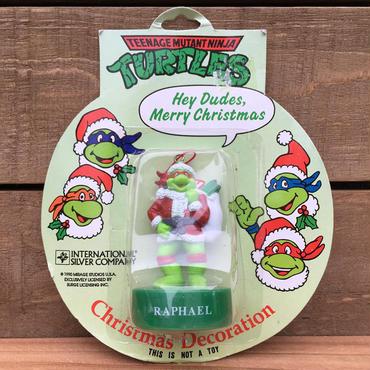TURTLES Christmas Decoration Raphael/タートルズ クリスマスデコレーション ラファエロ/161114-2