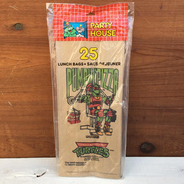 TURTLES Lunch Bags Set/タートルズ ランチバッグセット/171214-3