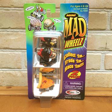 MAD WHEELZ Mini Mad Wheelz 2 Pack/マッドウィールズ ミニマッドウィールズ 2パック/171004-7
