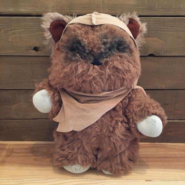 STAR WARS Wicket The Ewok  Plush Doll/スターウォーズ ウィケット・ザ・イウォーク ぬいぐるみ/181213-6
