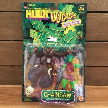 HULK Chainsaw Figure/ハルク チェーンソー フィギュア/181124-5
