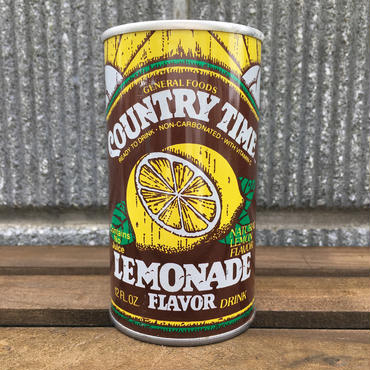 VINTAGE CAN Country Time Can/ヴィンテージ缶 カントリータイム 缶/161011-15