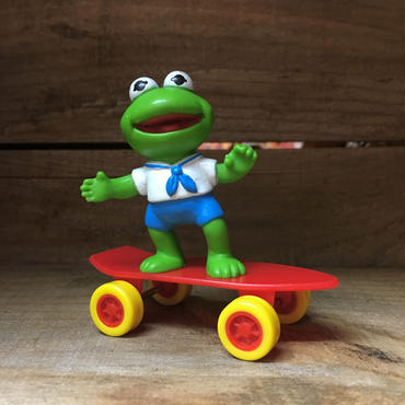 THE MUPPETS Baby Kermit Happy Meal Toy/マペッツ ベイビー・カーミット ハッピーミールトイ/181001-17