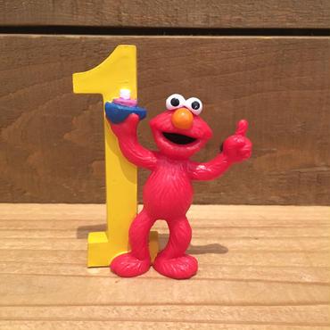 SESAME STREET Elmo PVC Figure/セサミストリート エルモ PVCフィギュア/181016-4