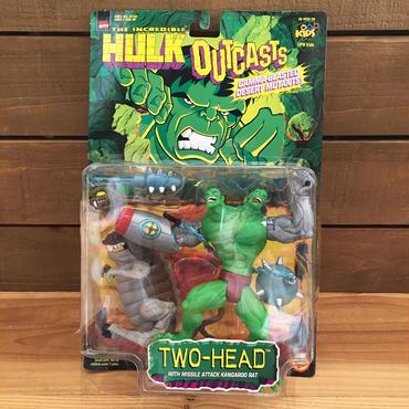 HULK Two-Head Figure/ハルク トゥーヘッド フィギュア/181124-2