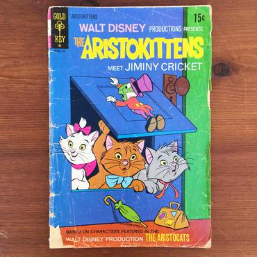 THE ARISTO CATS The Aristo Kittens Comics/おしゃれキャット アリストキティンズ コミック/171228-12