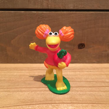 FRAGGLE ROCK Red Fraggle PVC Figure/フラグルロック レッド・フラグル PVCフィギュア/181016-11