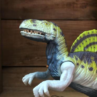 """JP THE LOST WORLD Spinosaurus """"Slice"""" Figure/ジュラシックパーク・ロストワールド スピノサウルス・スライス フィギュア/180922-8"""