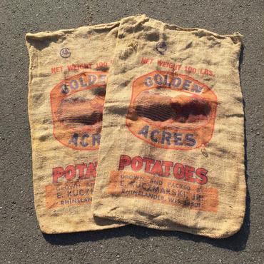 BURLAP BUG Potato Bug/バーラップバッグ ポテトバッグ/161107-3