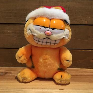 GARFIELD Christmas Garfield Plush Doll/ガーフィールド クリスマス・ガーフィールド ぬいぐるみ/181209-4