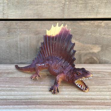 RUBBER DINO Unknown Dino/ラバー恐竜 謎の恐竜 フィギュア/170112-7