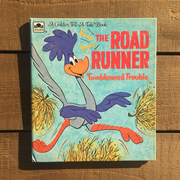 LOONEY TUNES Road Runner Picture Book/ルーニー・テューンズ ロードランナー 絵本/181210-11