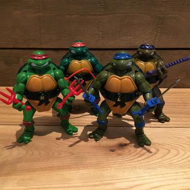 TURTLES Mutatin' Turtles Figure Set/タートルズ ミューテーションタートルズ フィギュアセット/181031-8