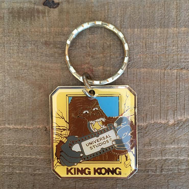 UNIVERSAL STUDIOS King Kongr Key chain/ユニバーサルスタジオ キングコング キーホルダー/170213-9
