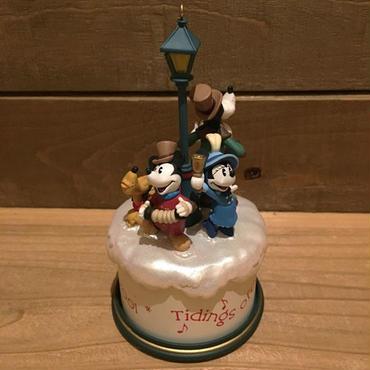 Disney Music Box Ornament/ディズニー ミュージックボックス オーナメント/181005-1
