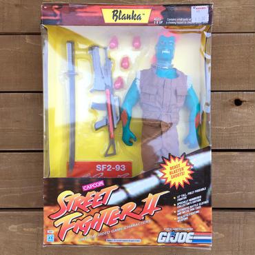 G.I.JOE Street Fighter 2 Blanka 12Inch/GIジョー ストリートファイター2 ブランカ 12インチフィギュア/170217-2