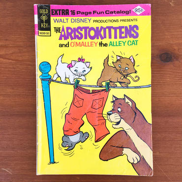 THE ARISTO CATS The Aristo Kittens Comics/おしゃれキャット アリストキティンズ コミック/171228-10