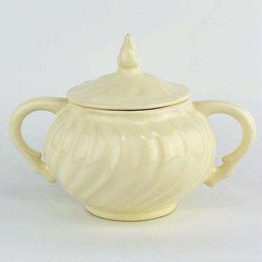 【American Vintage】Sugar Pot フタ付シュガーポット from Portland