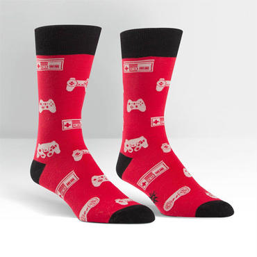 """【Sock it to me】 """"Multi Player"""" メンズソックス「マルチプレイヤー」"""