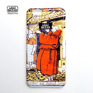 "iPhone6 ケース""notgeld""「町の紳士」"