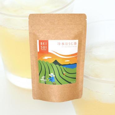 限定パッケージ [REISUI] 冷水ほうじ茶 5g × 12P (小)