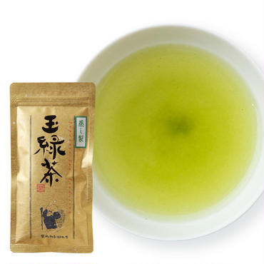 蒸し製玉緑茶 80g