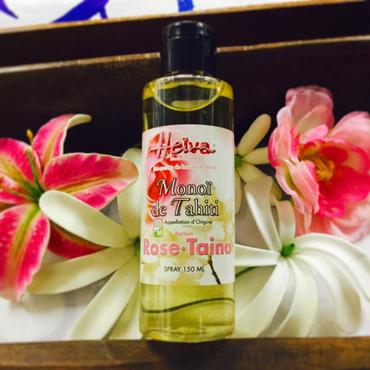 タヒチ産モノイオイル「ローズタイナの香り」