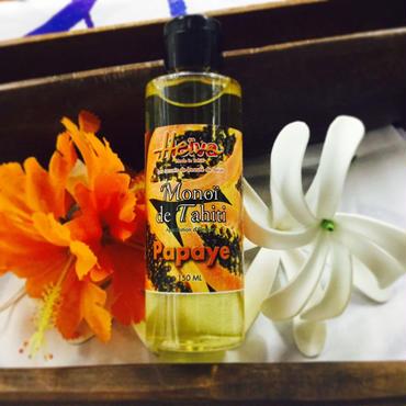 タヒチ産モノイオイル「パパイヤの香り」