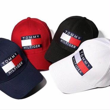 当日発送【TAKAHACI.STORE】Tommy Hilfiger    トミーヒルフィガー     キャップ     帽子       tommy-009