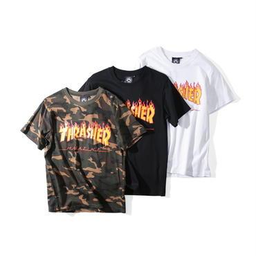 【TAKAHACI.STORE】THRASHER  スラッシャー  Tシャツ トップス  男女兼用  thra-3221