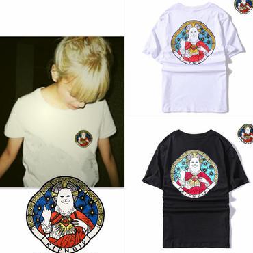 【TAKAHACI.STORE】RIPNDIP  リップンディップ  Tシャツ  半袖  プリント  メンズ   rip-1309