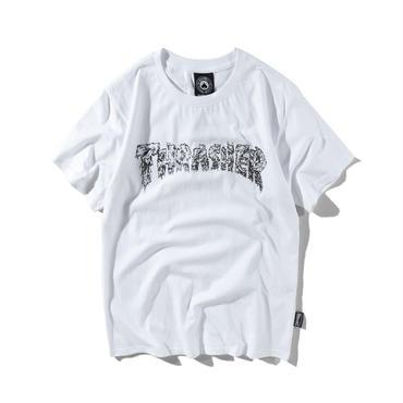 【TAKAHACI.STORE】THRASHER  スラッシャー  Tシャツ  トップス   男女兼用  thra-1506
